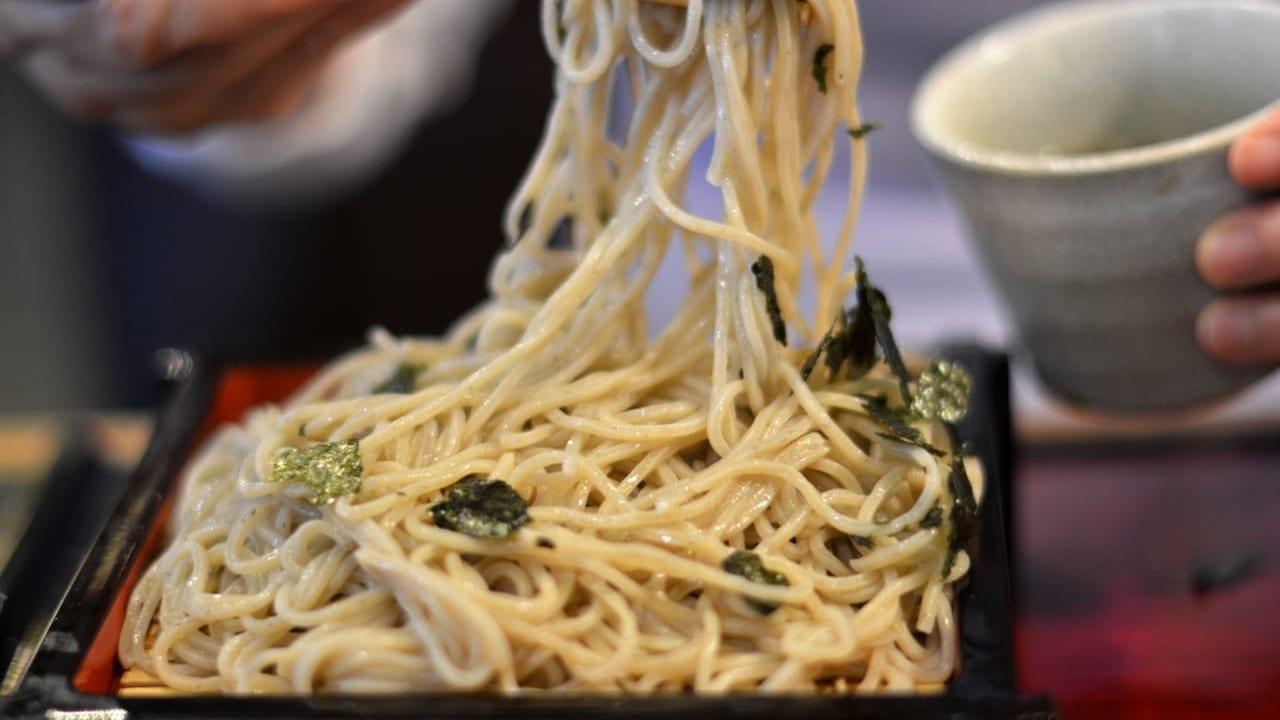 長野と言えば蕎麦!