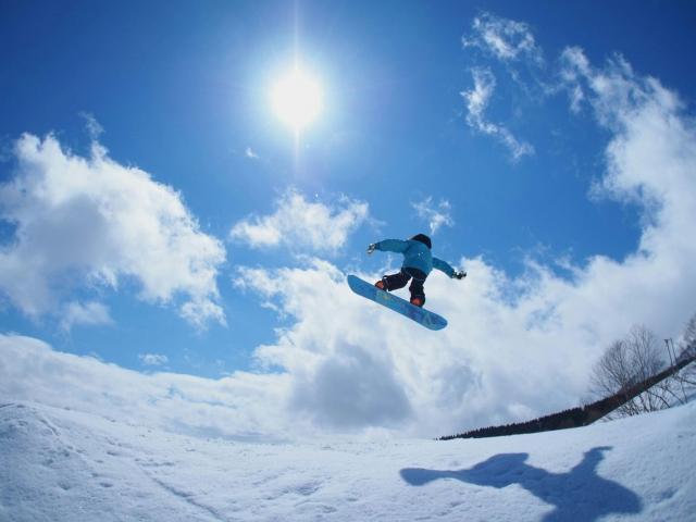 東御湯の丸スキー場